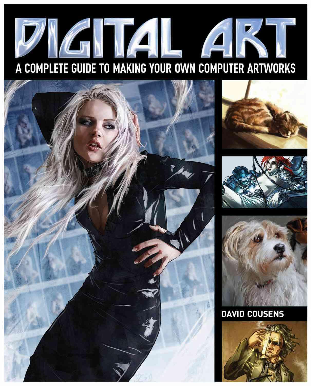 Digital Art By Cousens, David
